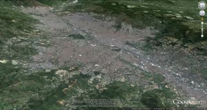 Medellin Google Earth