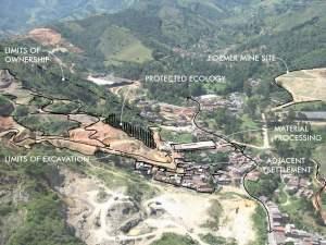 mining layout