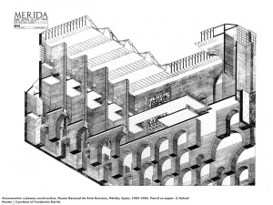 axon cutaway construction