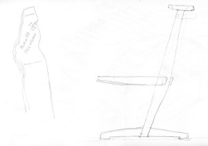 chair elevation