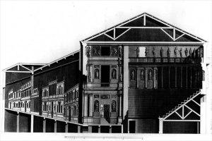Teatro_Olimpico_sezione_Bertotti_Scamozzi_1776